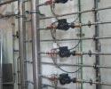 Instalación Caldera Pellets calefaccion  12