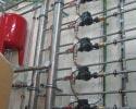 Instalación Caldera Pellets calefaccion  11