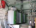 Instalación Caldera Pellets calefaccion  5