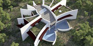 Bionic Arch, la torre sostenible