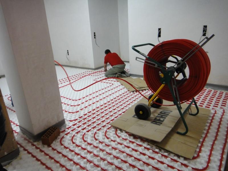 Casa de este alojamiento precio suelo radiante 2012 - Precio m2 suelo radiante ...