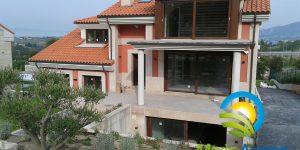 Geotermia en Vivienda Unifamiliar 409 m2 Oviedo