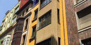 Primera Aerotermia en bloque de viviendas A en Asturias