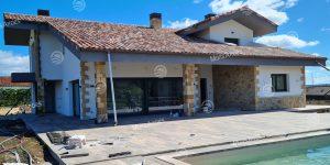 Vivienda con Aerotermia y Recuperador de Calor para Climatización y ACS Asturias